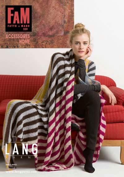 Lang Yarns FAM 239 Accessoires & Home