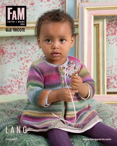Lang Yarns FAM 234 Elle Tricote