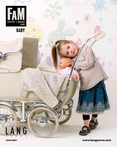Lang Yarns FAM 240 Baby