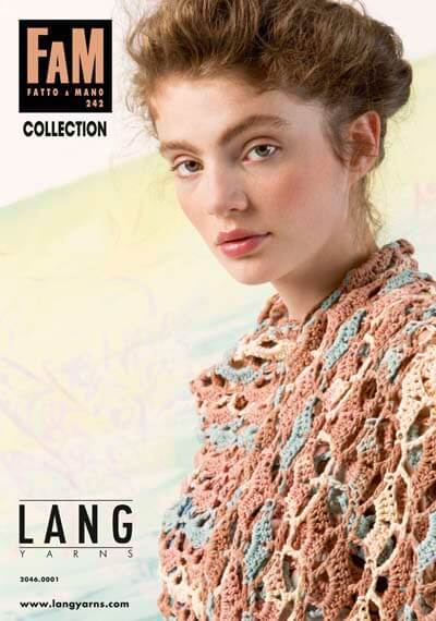 Lang Yarns FAM 242 Collection