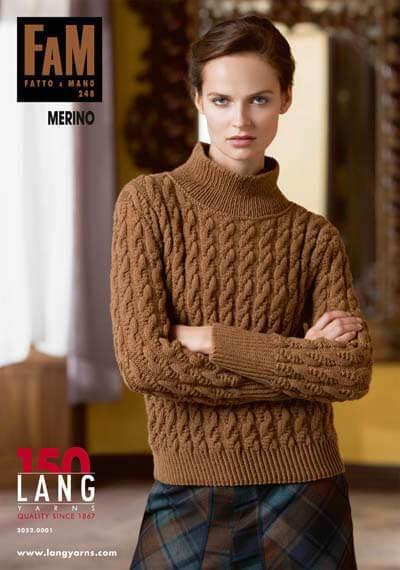 Lang Yarns FAM 248 Merino