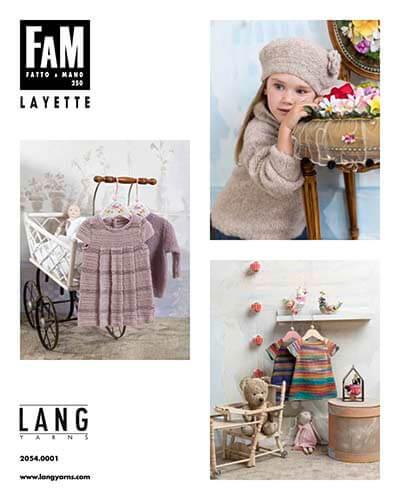 Lang Yarns FAM 250 Layette
