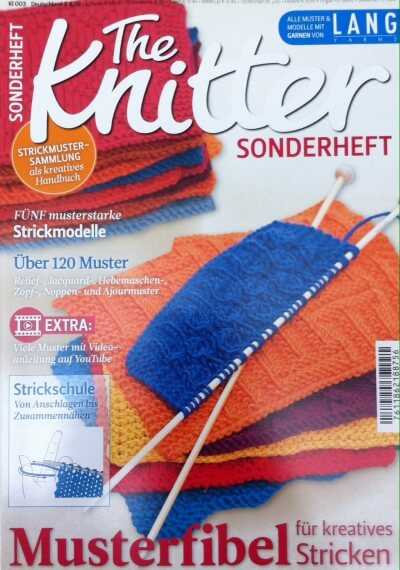 The Knitter Sonderheft Strickmuster